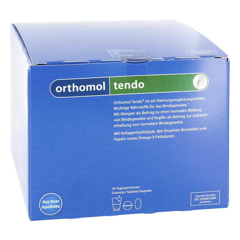 Tendo Granulat Kombipackung (30 Rationen)