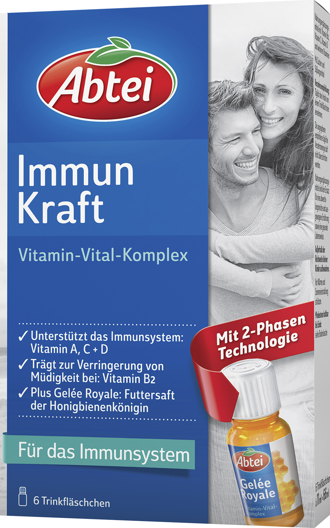 Immun Kraft Vitamin-Vital-Komplex (6x11ml Ampul...