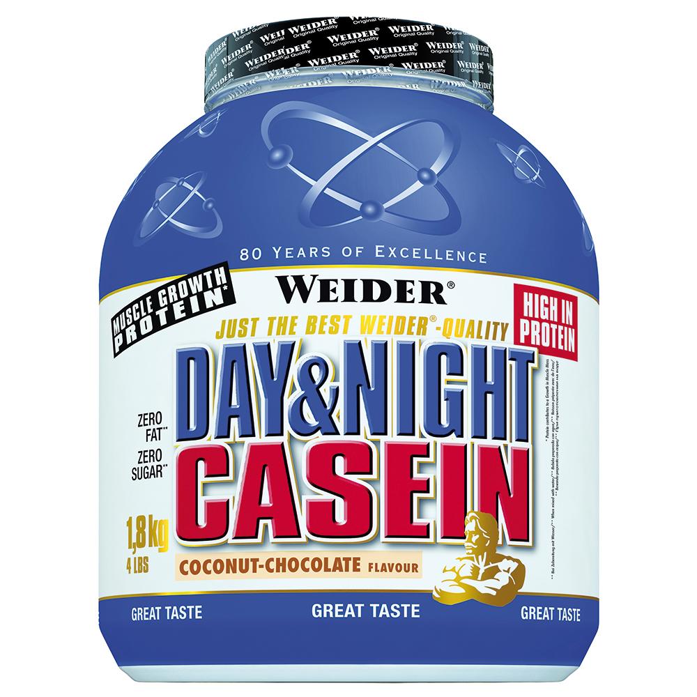 (/1Kg) Weider Casein Day & Night Casein Weider (1800g) 0b913d