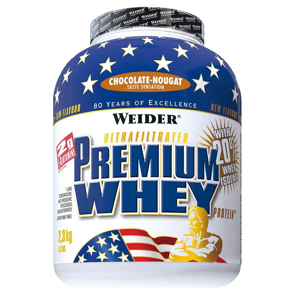 (/1Kg) Whey Weider Premium Whey (/1Kg) Protein (2300g) d4db98