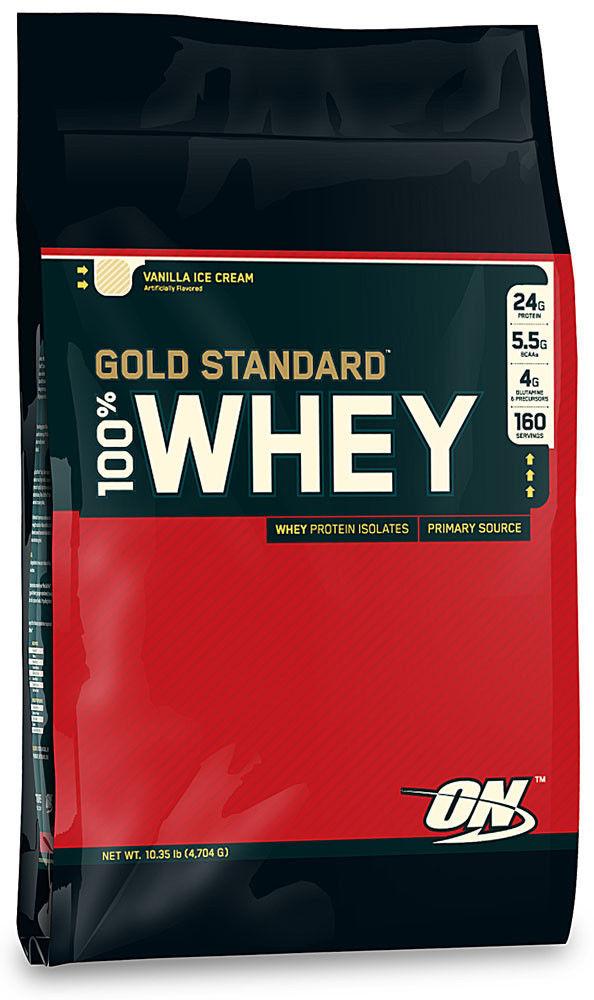 (19,62€/1kg) Optimum Nutrition 100% Whey Gold 4545g Standard 4545g Gold - wählbarer Geschm 78fe29