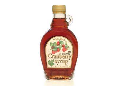 Cranberrysirup (250ml)