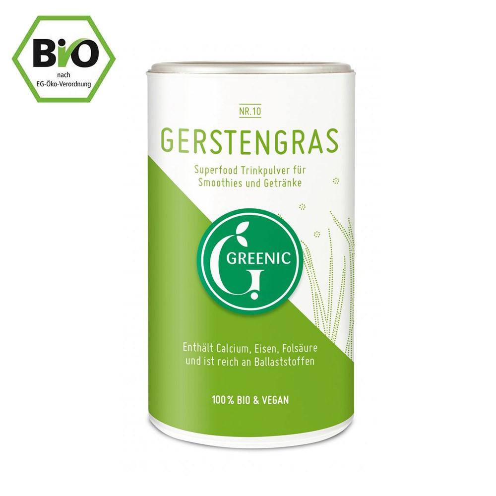 Gerstengras Pulver (100g)