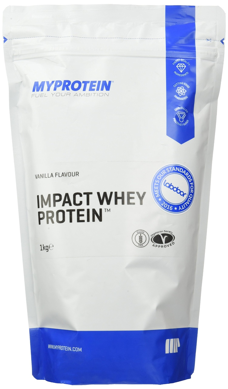 myprotein impact whey protein 1000g. Black Bedroom Furniture Sets. Home Design Ideas