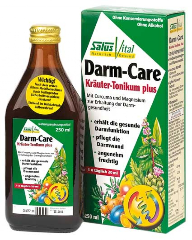 Darm-Care Kräuter-Tonikum plus (250ml)
