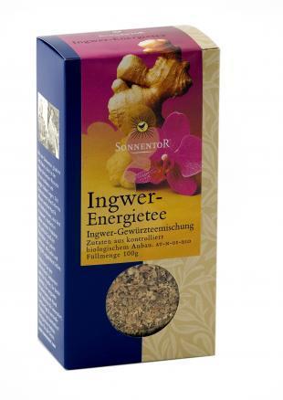 Ingwer Energie Tee (100g)