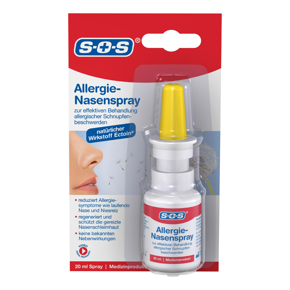 SOS Allergie Nasenspray (20ml)