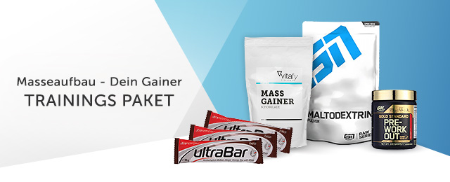 Gainer Trainings-Paket