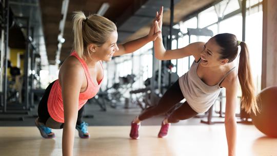 Zum Artikel 5 Motivationsstipps fürs Fitnessstudio