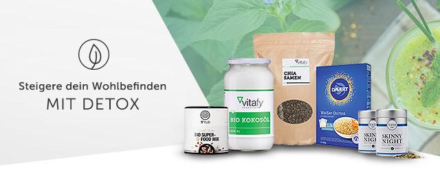 Detox-Paket