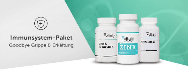 Immunsystem-Paket
