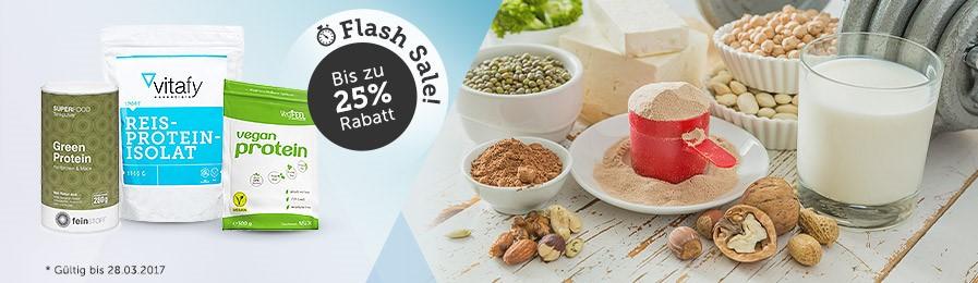 Flash sales Vegan protein